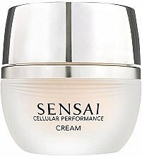 Духи, Парфюмерия, косметика Восстанавливающий крем с антивозрастным эффектом - Kanebo Sensai Cellular Performance Cream