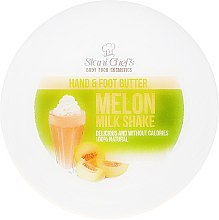 Духи, Парфюмерия, косметика Масло для рук и ног - Hristina Stani Chef's Hand And Foot Butter Melon Milk Shake