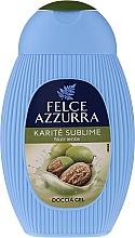 "Духи, Парфюмерия, косметика Гель для душа ""Karite"" - Paglieri Felce Azzurra Benessere Shower Gel"