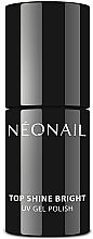 Духи, Парфюмерия, косметика Топ для гель-лака сияющий - NeoNail Professional Top Shine Bright UV Gel Polish