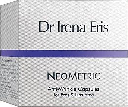Духи, Парфюмерия, косметика Капсулы с ночной сывороткой для зоны вокруг глаз и губ - Dr Irena Eris Anti-Wrinkle Capsules for Eyes and Lips Area