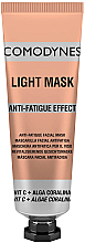 Духи, Парфюмерия, косметика Маска для лица - Comodynes Light Anti-Fatigue Effect Mask