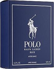 Духи, Парфюмерия, косметика Ralph Lauren Polo Blue After Shave - Лосьон после бритья