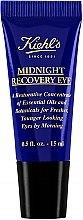 Духи, Парфюмерия, косметика Ночной восстанавливающий уход для кожи вокруг глаз - Kiehl`s Midnight Recovery Eye