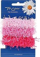Духи, Парфюмерия, косметика Резинки для волос 3 шт, розовые - Top Choice