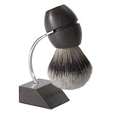 Духи, Парфюмерия, косметика Помазок для бритья с подставкой - Acca Kappa Shaving Brush With Metal Stand