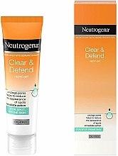 Духи, Парфюмерия, косметика Очищающий гель - Neutrogena Clear & Defend Rapid Gel