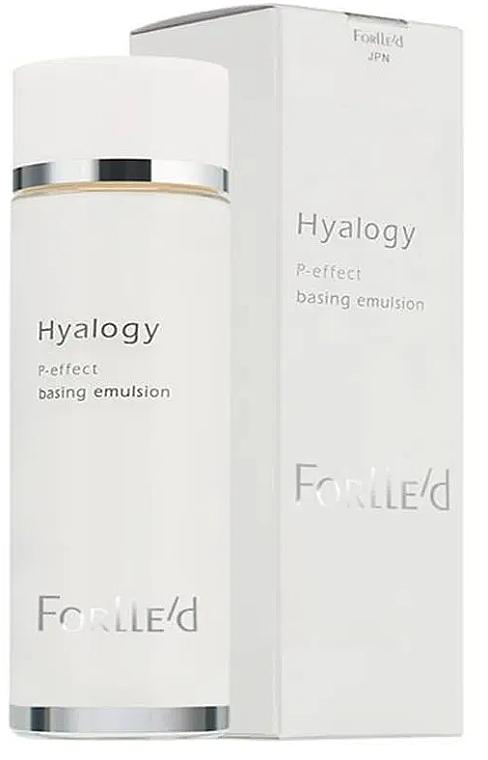Крем-основа под макияж - ForLLe'd Hyalogy P-effect Basing Emulsion — фото N1