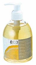 Духи, Парфюмерия, косметика Эко мыло с маслом лимона - Eco Cosmetics Eco Hand Soap With Lemon