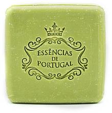 Ароматическое эвкалиптовое мыло - Essencias De Portugal Eucalyptus Soap — фото N2