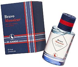 Духи, Парфюмерия, косметика El Ganso Bravo Monsieur - Туалетная вода