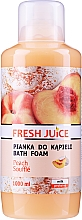Духи, Парфюмерия, косметика Пена для ванны - Fresh Juice Pach Souffle