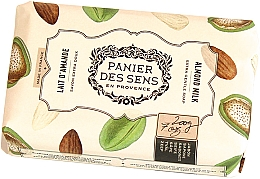 """Духи, Парфюмерия, косметика Экстра-нежное мыло с маслом ши """"Миндаль"""" - Panier des Sens Shea Butter Soap Almond Milk"""