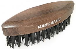 Духи, Парфюмерия, косметика Деревянная дорожная щетка для бороды - Man'S Beard Travel Beard Brush Without Wooden Handle