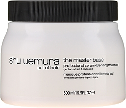 Духи, Парфюмерия, косметика Восстанавливающая сыворотка - Shu Uemura Art Of Hair Master Serum Base