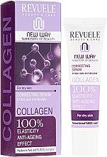 Духи, Парфюмерия, косметика Сыворотка для лица и век - Revuele Collagen Face Anti-Wrinkle Serum Hydrate Firm Dry Skin