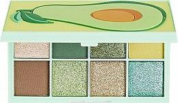 Духи, Парфюмерия, косметика Палетка теней для век - I Heart Revolution Mini Tasty Avocado Eyeshadow Palette