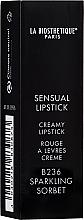 Духи, Парфюмерия, косметика Бриллиантовая помада для губ - La Biosthetique Brilliant Lipstick
