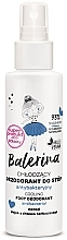 Духи, Парфюмерия, косметика Антибактериальный дезодорант для ног - Floslek Balerina Cooling Foot Deodorant Antibacterial