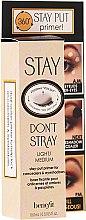 Духи, Парфюмерия, косметика Основа для макияжа глаз - Benefit Stay Don't Stray