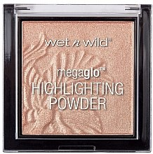Духи, Парфюмерия, косметика Пудра-хайлайтер для лица - Wet N Wild MegaGlo Highlighting Powder