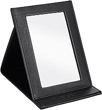 Духи, Парфюмерия, косметика Зеркало-книжка косметическое, черное - MakeUp Tabletop Cosmetic Mirror Black