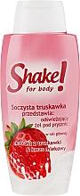 "Духи, Парфюмерия, косметика Гель для душа ""Клубника"" - Shake for Body Shower Gel Strawberry"