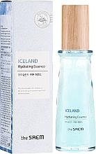 Духи, Парфюмерия, косметика Минеральная увлажняющая эссенция - The Saem Iceland Hydrating Essence