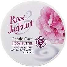 Духи, Парфюмерия, косметика Масло для тела - Bulgarian Rose Body Butter Rose Joghurt