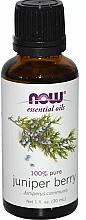 Духи, Парфюмерия, косметика Эфирное масло ягод можжевельника - Now Foods Essential Oils 100% Pure Juniper Berry
