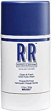 Духи, Парфюмерия, косметика Стик для умывания - Reuzel Refresh & Restore Clean & Fresh Solid Face Wash Stick