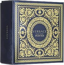 Духи, Парфюмерия, косметика Versace Dylan Blue Pour Femme - Набор (edp/30ml + b/lot/50ml)