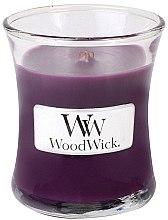 Духи, Парфюмерия, косметика Ароматическая свеча в стакане - WoodWick Hourglass Candle Spiced Blackberry