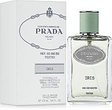 Духи, Парфюмерия, косметика Prada Milano Infusion D'Iris (2015) - Парфюмированная вода (тестер)