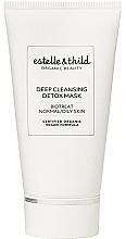 Духи, Парфюмерия, косметика Глубоко очищающая детокс-маска - Estelle & Thild BioTreat Deep Cleansing Detox Mask