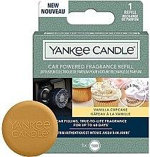 Духи, Парфюмерия, косметика Автомобильный ароматизатор (сменный блок) - Yankee Candle Car Powered Fragrance Refill Vanill