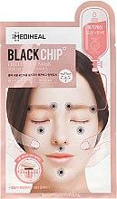 "Духи, Парфюмерия, косметика Тканевая маска для лица ""Черный чип"" - Mediheal Black Chip Circle Point Mask"