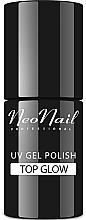 Духи, Парфюмерия, косметика Топ для гель-лака сияющий - NeoNail Professional Top Glow