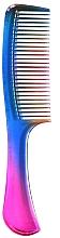 Духи, Парфюмерия, косметика Гребешок для волос с ручкой, разноцветный - Inter-Vion