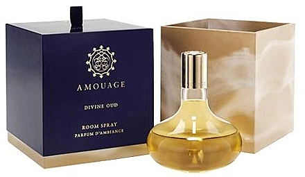 Amouage Divine Oud Room Spray - Аромат для дома — фото N1