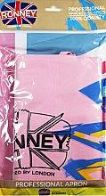 Духи, Парфюмерия, косметика Фартук парикмахерский, розовый - Ronney Professional Hairdressing Apron Pink