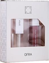 Духи, Парфюмерия, косметика Набор - Ofra By Samantta March Lip Duo (lipgloss/1.8ml + lipstick/3.5ml)