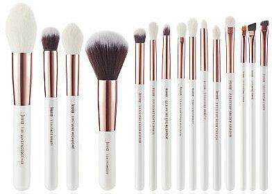 Набор кистей для макияжа, T222, 15шт - Jessup — фото N1