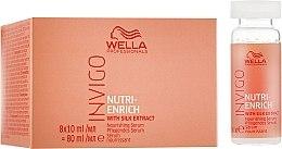 Духи, Парфюмерия, косметика Питательная сыворотка-уход - Wella Professionals Invigo Nutri-Enrich Nourishing Serum