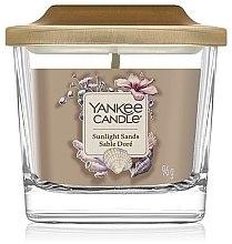 Духи, Парфюмерия, косметика Ароматическая свеча - Yankee Candle Elevation Sunlight Sands