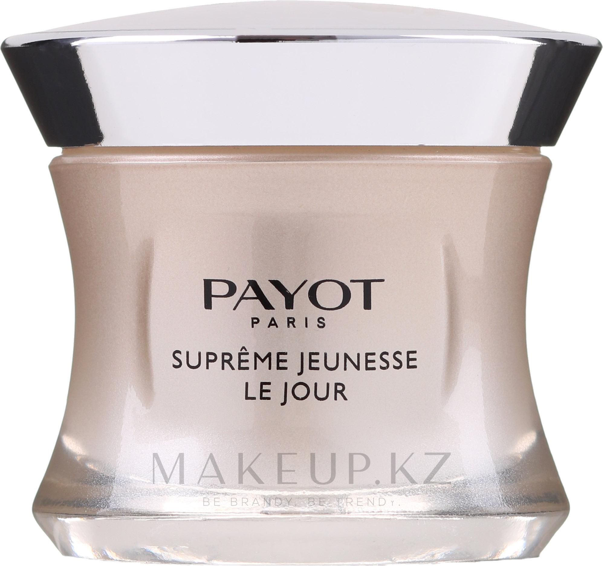 Антивозрастной дневной крем - Payot Supreme Jeunesse Jour Day Cream — фото 50 ml