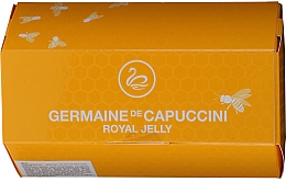 Духи, Парфюмерия, косметика Набор - Germaine de Capuccini Royal Jelly Normal Skin (milk/125ml + cr/50ml)