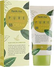 Духи, Парфюмерия, косметика ВВ крем с семенами зеленого чая - FarmStay Green Tea Seed Pure Anti-Wrinkle BB Cream