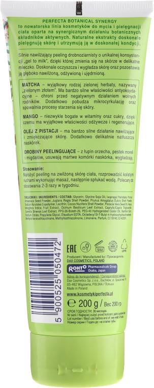 Мелкозернистый пилинг для тела - Perfecta Botanical Synergy — фото N2