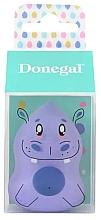 "Духи, Парфюмерия, косметика Спонж для макияжа 4341, ""Бегемот"" - Donegal Blending Sponge Hipcio"